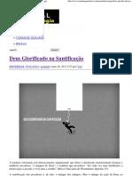 Deus Glorificado na Santificação _ Portal da Teologia.pdf