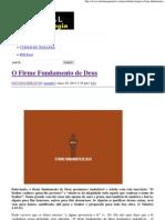 O Firme Fundamento de Deus _ Portal da Teologia.pdf
