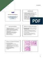 AULA 8 - Disturbios hematologicos - Genética3