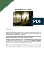 """""""PITÁGORAS EN EL AGRO"""""""