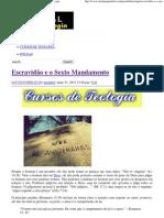 Escravidão e o Sexto Mandamento _ Portal da Teologia.pdf