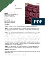 Crochet Garcia