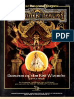 AD&D - Forgotten Realms - Dreams of the Red Wizards