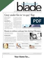 Washingtonblade.com - Volume 44, Issue 33 - August 16, 2013