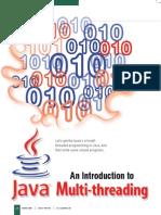Java Multi Threading