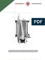 Conceitos básicos de computação e Componentes de hardware e software de computadores