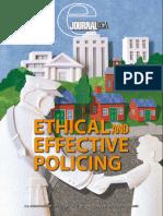 Ethical Policing EJUSA