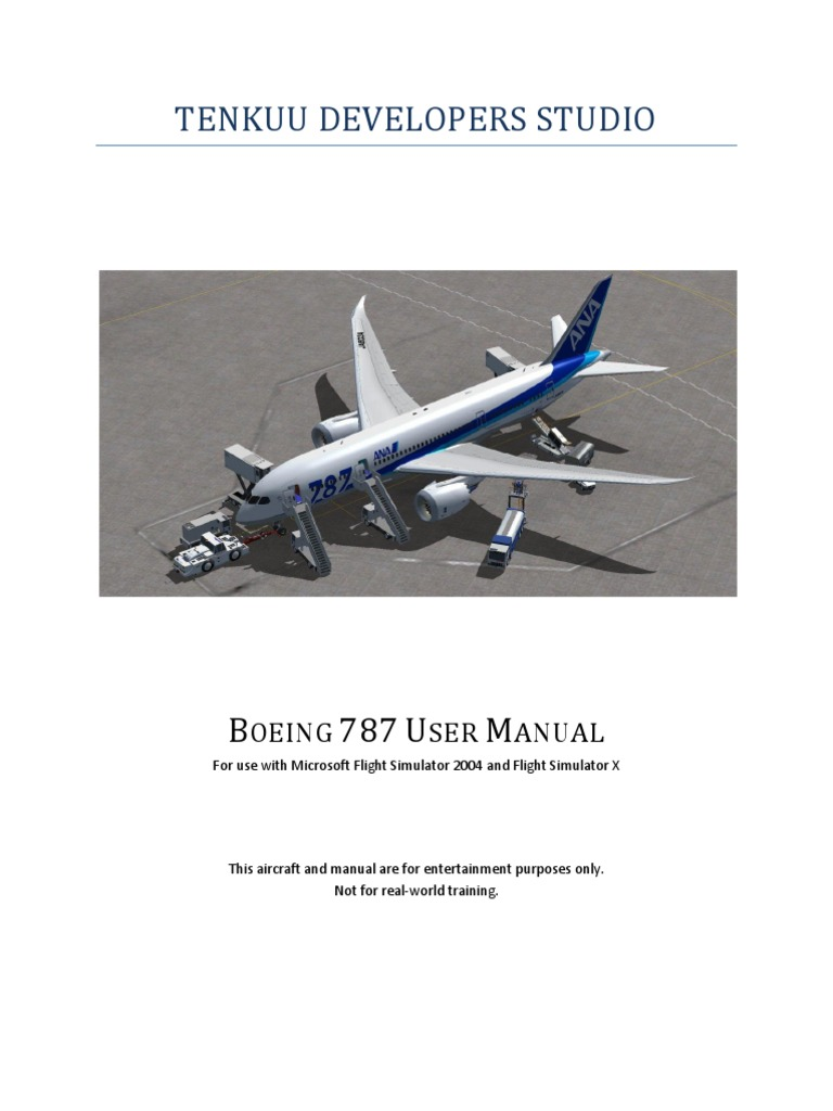 TDS787 User Manual | Flap (Aeronautics) | Aviation