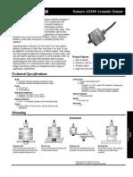 Senaco AS100 Acoustic Sensor