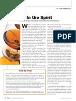 Spirit Tasting