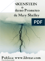 Shelley Mary-Frankenstein o El Moderno Prometeo