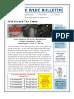 e Newsletter 08 18 13