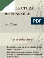 3. Arquitectura Responsable