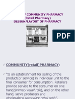 Pharmacy Design & Layout