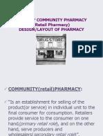 Pharmacy Design & Layout