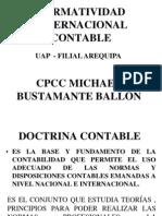Normatividad Internacional Contable 2013