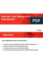 01 How Do I Get Started With PlanAhead