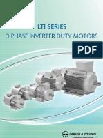 Catalog Invertermotor L&T