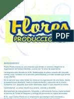 Plan de Marketing Flores Producciones 1215055871072952 8