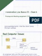 Class06 Transmission Line Basics