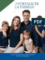 Manual Como Fortalecer a La Familia Participantes Espanol