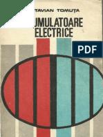 Acumulatoare electrice - 1988