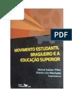 Livro Movimento Estudantil e a Educação Superior PDF OK PDF