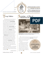 RHS Newsletter May 2009