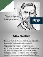 Max Weber Sociologia