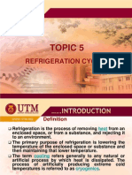 Topic5 Refrigeration Cycle Handout