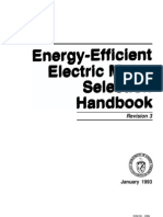 Energy-efficient Electric Motor Selection Handbook