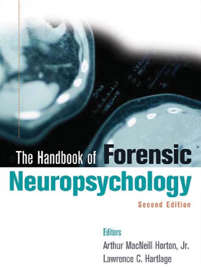 The handbook of forensic neuropsychology central nervous system the handbook of forensic neuropsychology central nervous system neuropsychology buycottarizona