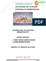 ARAPA I-II-III- IV