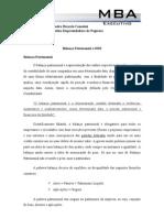 40369488 Balanco Patrimonial e DRE
