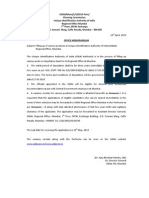 Vacancy Circular for Subordinate Posts Upto Deputy Director 17042013