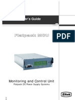 Flatpack MCU Monitoring and Control Unit