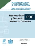 Nociones de Aritimetica y Geometria