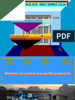PAES MATEMATICAS