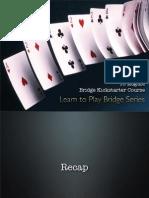 Bridge Kickstarter Course Lesson 2 Slides