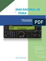 Informe Transceiver