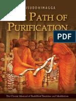 Buddhaghosa - Vishuddhimagga - PathofPurification