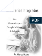 3.-MINISTERIOS INTEGRADOS