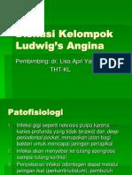 Diskusi Kelompok Ludwig's Angina