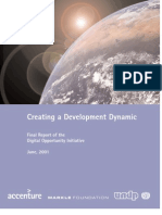 Creating a Development Dynamic