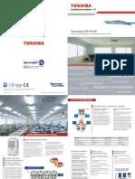 Toshiba_SMMS-Catálogo de Vendas