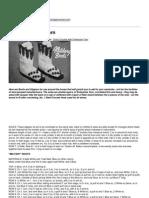 Crochet Patterns - Military Boots Pattern - 2013-05-28