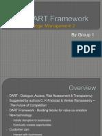 SM 2 - DART Framework