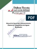 Manual de OperaciOn SLP