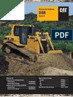 Catalogo Tractor Cadenas d6r 2 Caterpillar