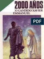 Xico Javier- hace2000 años